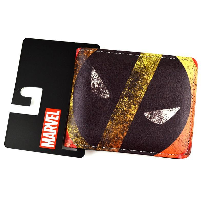 Deadpool Comics Marvel Wallet
