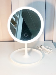 Зеркало с подсветкой (LED Smart Mirror) диаметр 17 см