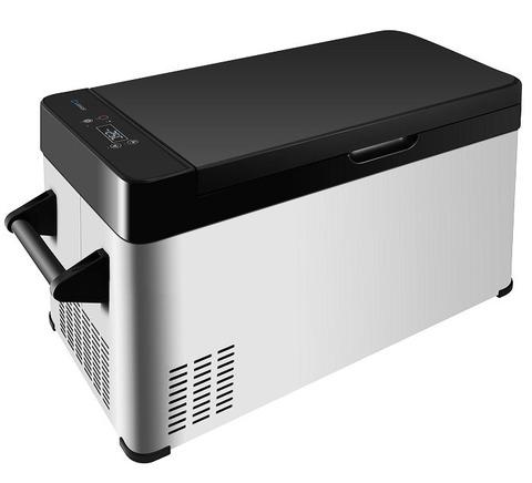 Компрессорный автохолодильник Libhof Q-40 (12V/24V, 110V/220V опционально, 38л)