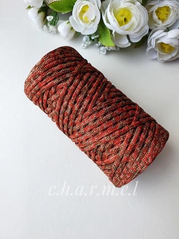Лесной орех Mix Color  Лайт Полиэфирный шнур