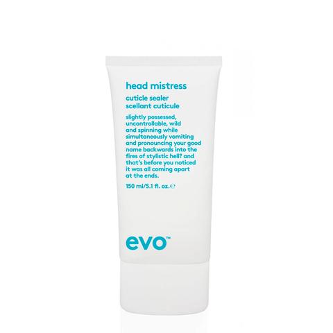 EVO Крем-герметик для секущихся концов госпожа [прямо]линейность Head Mistress Cuticle Sealer