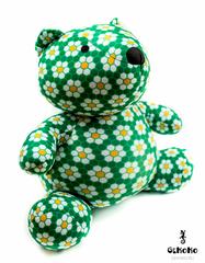 Подушка-игрушка антистресс Gekoko «Сотовый медведь» 3