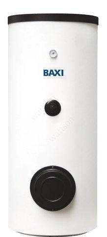 Бойлер косвенного нагрева Baxi с двумя теплообменниками UBVT 400 DC жесткий кожух