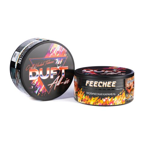 Табак Duft All-in Feechee (Тропическая карамель) 100 г