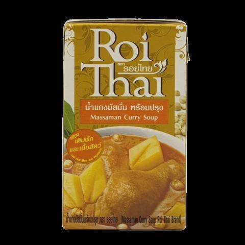 Суп Массаман Карри ROI THAI, 250 мл