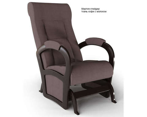Кресло-глайдер Мартин ткань