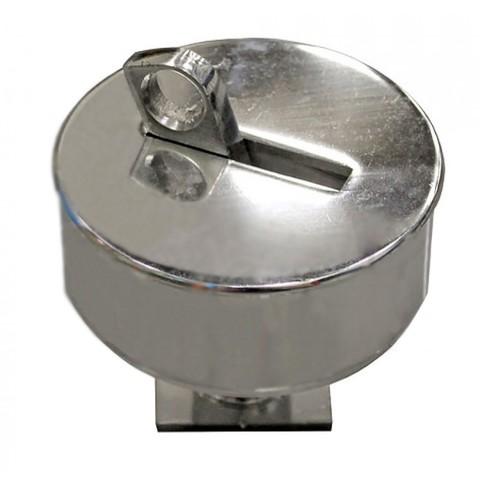 Анкерное крепление AISI-316 с выдвижным крюком для разд дорожек в бетонный бассейн/001-0023/001-0037