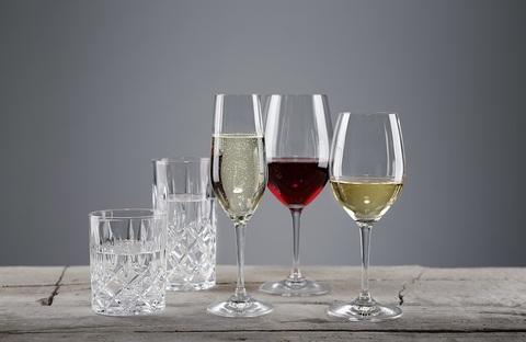 Набор из 4-х бокалов для вина Champagne  290 мл, артикул 0484/08. Серия Vivant