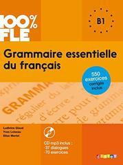 Grammaire essentielle du francais B1 - livre + CD
