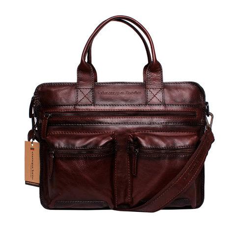 4523 - Сумка-портфель мужская
