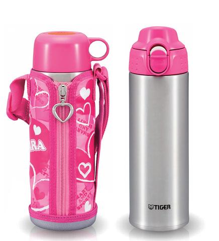Термос Tiger MBP-A (0,5 литра), розовый