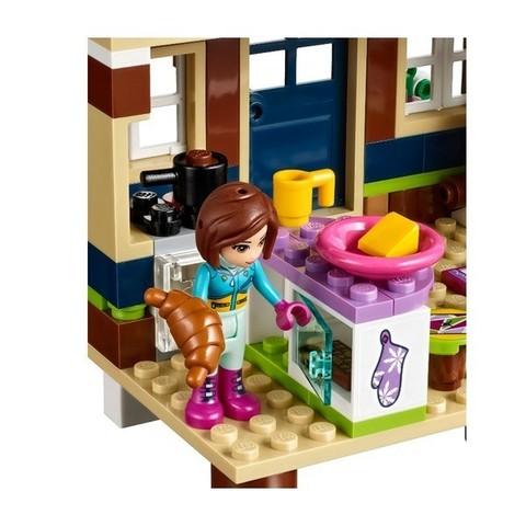 LEGO Friends: Горнолыжный курорт: Шале 41323 — Snow Resort Chalet — Лего Френдз Друзья Подружки