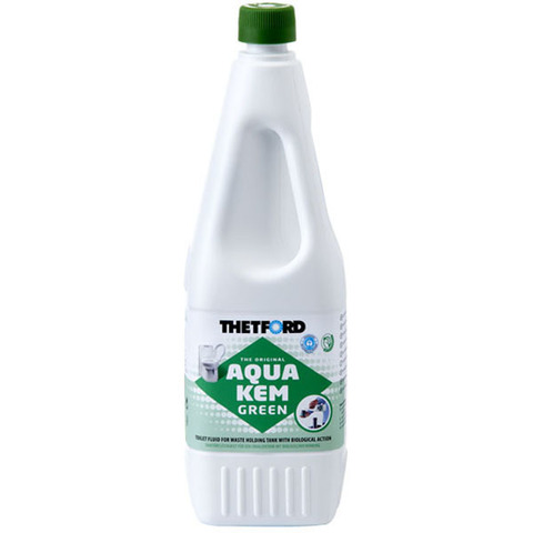 Жидкость Agua Kem Green 1.5л.