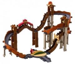 Chuggington Die-Cast Чаггингтон Игровой набор «Горная дорога», с Уилсоном (LC54571)
