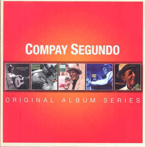 SEGUNDO, COMPAY: Original Album Series (Yo Vengo Aqui / Antologia / Lo Mejor De La Vida / Calle Salu
