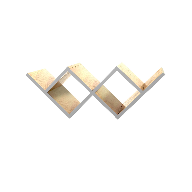 Книжная полка Woo Shelf
