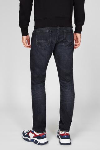 Мужские черные джинсы STRAIGHT DENTON Tommy Hilfiger