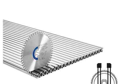 Пильный диск ALUMINIUM/PLASTICS HW 160x1,8x20 F/FA52