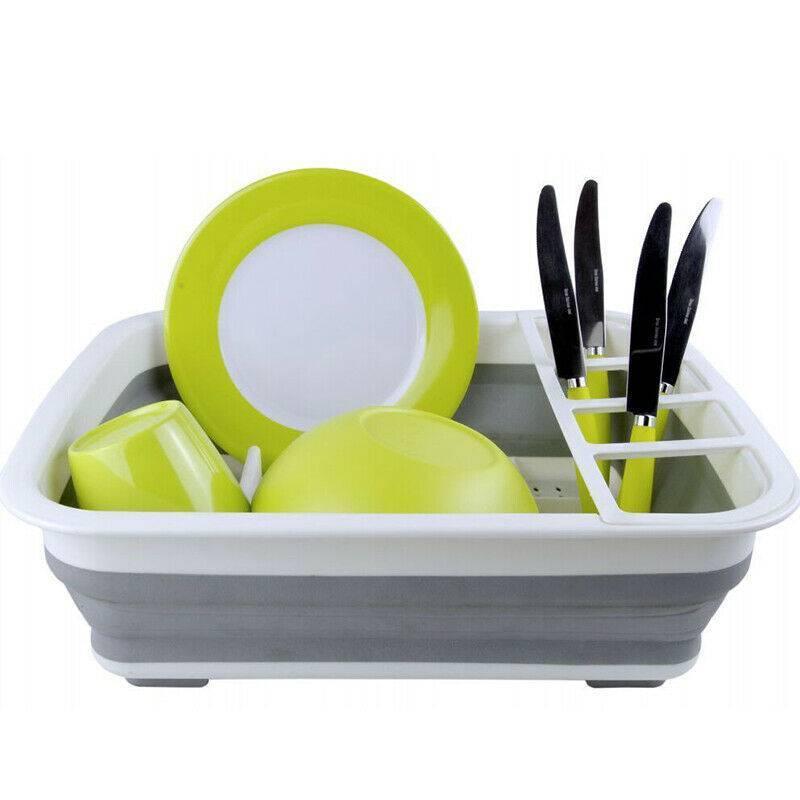 Кухонные принадлежности и аксессуары Складная силиконовая сушилка для посуды skladnaya-silikonovaya-sushilka-dlya-posudy.jpg