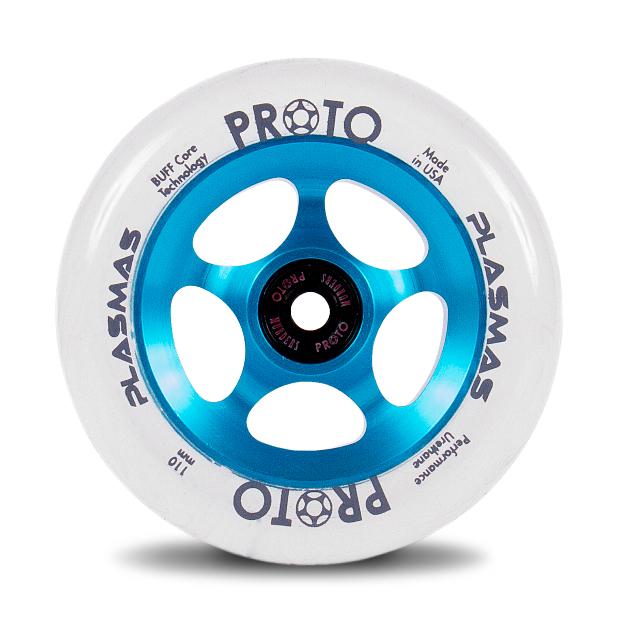 Колёса для самоката PROTO Plasma (Electric Blue)