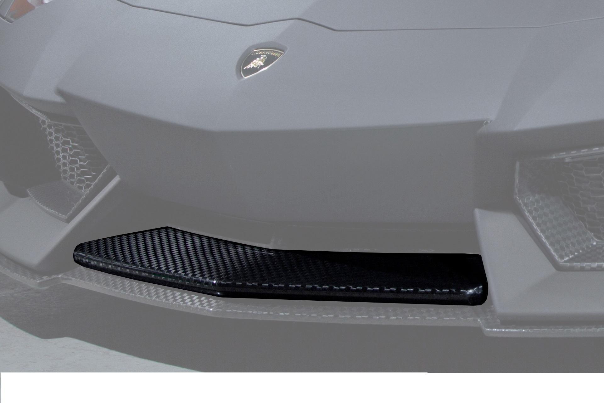 Карбоновый центральный спойлер Mansory Style 2 для Lamborghini Aventador
