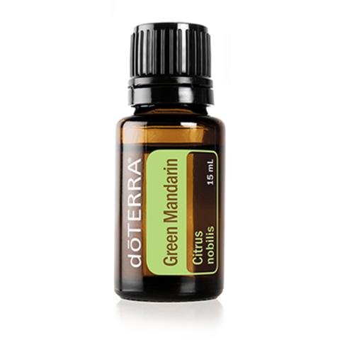 Зеленый мандарин, эфирное масло, 15 мл / Green Mandarin 15 ml