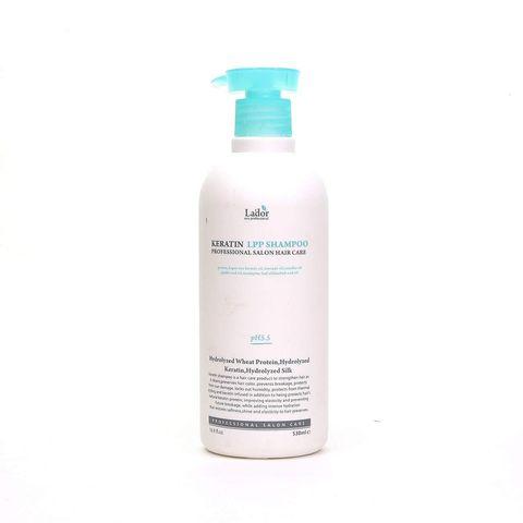 Шампунь для волос кератиновый Keratin LPP Shampoo new 530мл