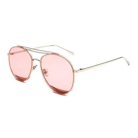 Солнцезащитные очки 9202002s Розовые - фото
