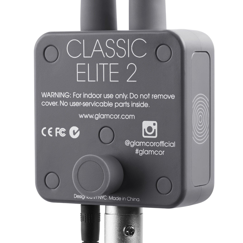 Профессиональная лампа GLAMCOR CLASSIC ELITE 2 (Гламкор классик Элит 2)