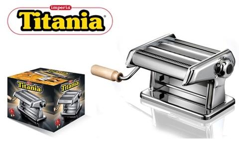 Лапшерезка-тестораскатка Imperia Titania 190 ручная, 94873