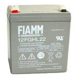 Аккумулятор FIAMM 12FGHL22 ( 12V 5Ah / 12В 5Ач ) - фотография