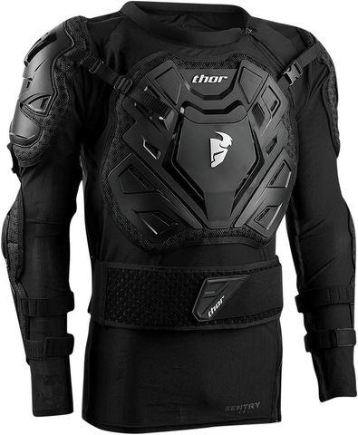 Моточерепаха - THOR SENTRY XP BLACK (черная)