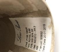 Кашемир 70% с шелком 30%  и пайетками  LORO PIANA Royal 300 бордо