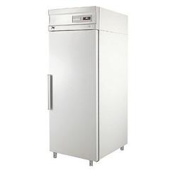 Шкаф холодильный POLAIR CB105-S (697х665х2028, 0,5кВт, 220В, глухая дверь),  до -18 °C,  500л