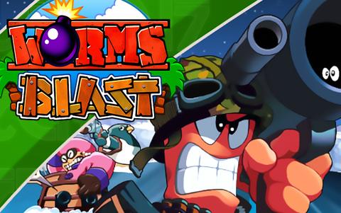 Worms Blast (для ПК, цифровой ключ)