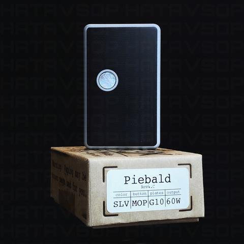 Billet Box Piebald by Billet Box Vapor