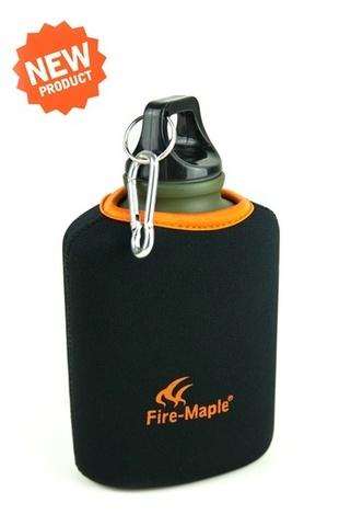 Картинка фляга туристическая Fire-Maple ARMY BOTTLE 450 мл  - 1