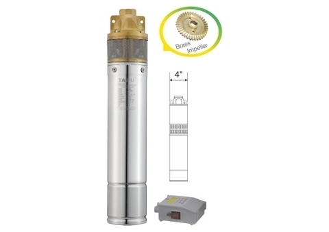 Вихревой погружной скважинный насос - Pumpman 4SKM 100