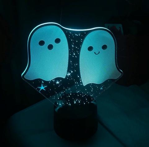 Добрые привидения