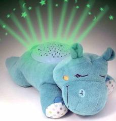 Детский ночник Hippo