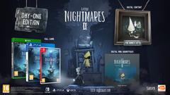 Little Nightmares II. Издание 1-го дня (Nintendo Switch, русские субтитры)