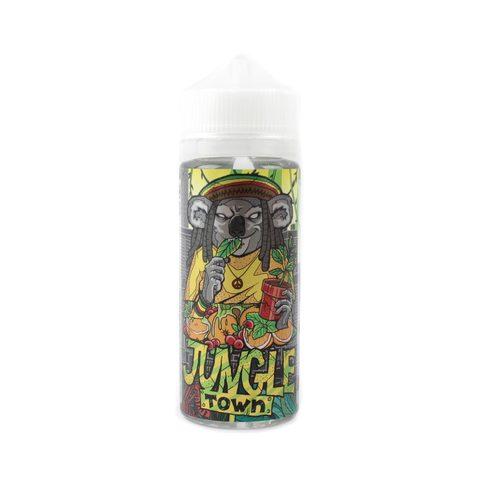 Жидкость Jungle Town Dr. Jamal