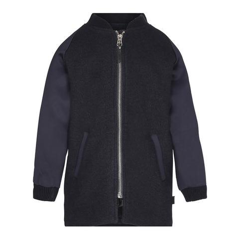 Пальто Molo Haywood Evening Blue купить в интернет-магазине Мама Любит!