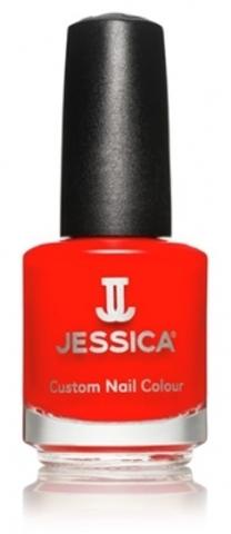 Лак JESSICA 791 Atomic Red