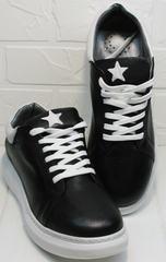 Купить черные кроссовки женские Wollen P337 K71 BW