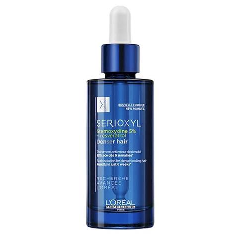 L'Oreal Professionnel Serioxyl: Сыворотка для густоты волос (Denser Hair Serum), 90мл