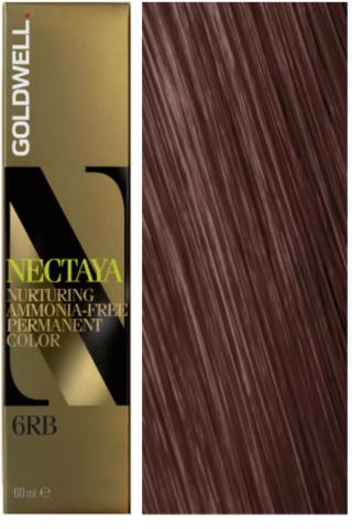 Goldwell Nectaya 6RB красный бук 60 мл