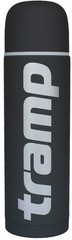 Термос Tramp Soft Touch 1,2 л, серый