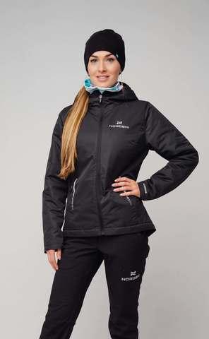 Куртка Nordski Urban black W женская