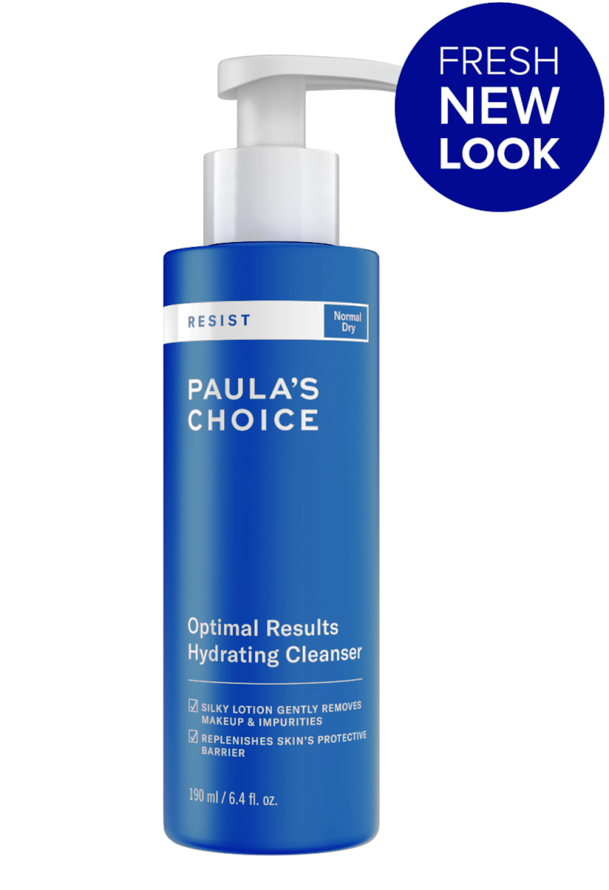 Пенка Paula's Choice RESIST Optimal Results Hydrating Cleanser  190 мл
